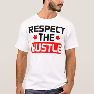 Respect The Hustle - Bred T-Shirt