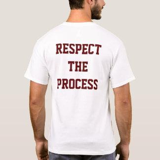 Respect The Process | Men's T-Shirt