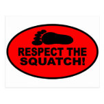 RESPECT THE SQUATCH!  Look like a PRO in Bobo's