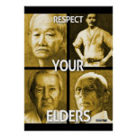 Respect Your Elders (large poster)