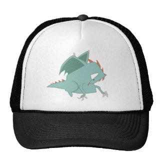 RESPECT YOURSELF Motivational Dragon Series Cap