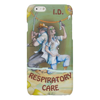 RESPIRATORY CARE ADVENTURE by Slipperywindow iPhone 6 Plus Case