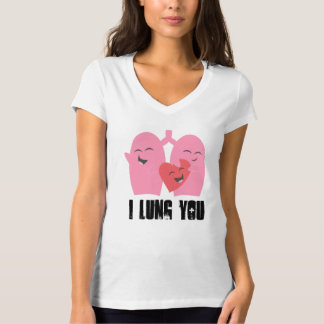 Respiratory Therapy I Lung You! lungs shirt RT