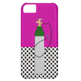 Respiratory Therapy Oxygen Tank iPhone 5C Covers