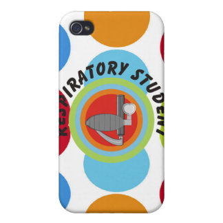 Respiratory Therapy Student Gifts iPhone 4 Case