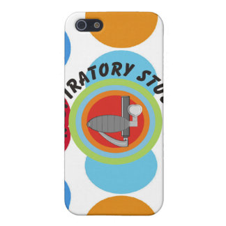 Respiratory Therapy Student Gifts iPhone 5 Cover