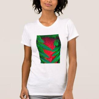 Resplendent Quetzal feather design T-Shirt