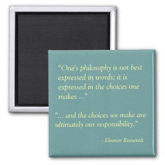 Responsibility Magnet