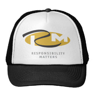 Responsibility Matters Hat