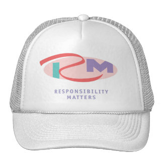 Responsibility Matters White Hat