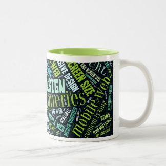 Responsive Design Mug