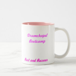Rest and Recover mug