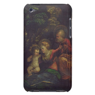 Rest During the Flight into Egypt, c.1510-12 (oil iPod Touch Case
