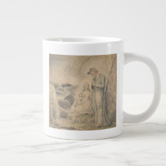 Rest on the Flight into Egypt Large Coffee Mug
