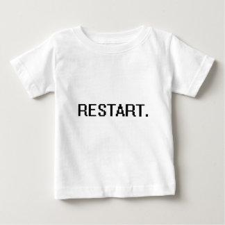 Restart. T-shirts
