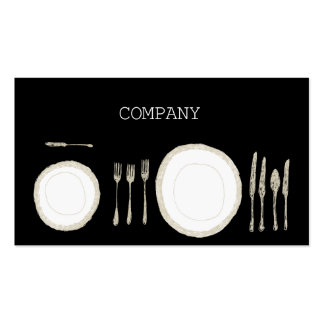 restaurant BUSINESSCARD Pack Of Standard Business Cards
