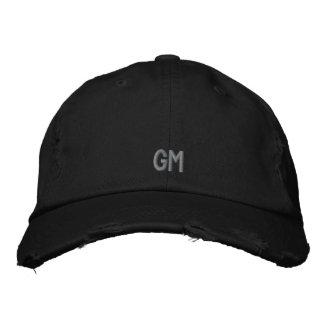 RESTAURANT GENERAL MANAGER EMBROIDERED HAT