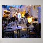 Restaurant Greece Posters