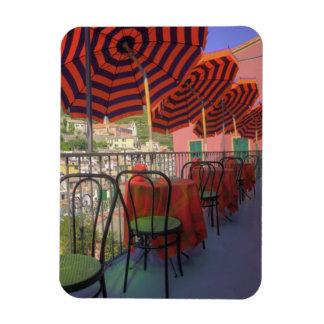 Restaurant in hillside town of Vernazza, Cinque Magnet