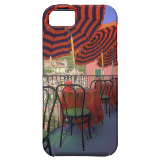 Restaurant in hillside town of Vernazza, Cinque Tough iPhone 5 Case