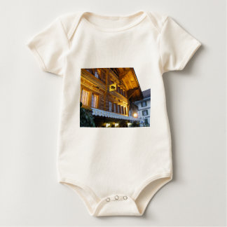 Restaurant in Unterseen, Interlaken Baby Bodysuit