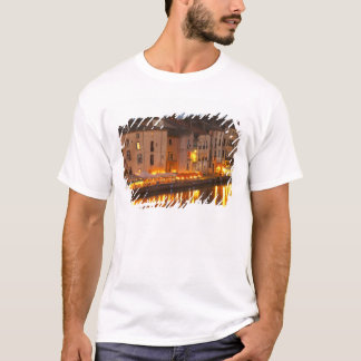 Restaurants along the l'Herault river. L'Herault T-Shirt