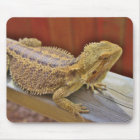 Resting Bearded Dragon 2 Mouse Mat