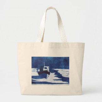 resting boat bag