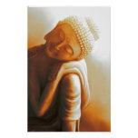 resting Buddha II Poster