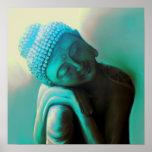 Resting Buddha Plakatdruck