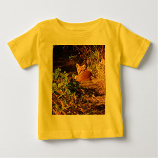 Resting Fox Infant T-shirt