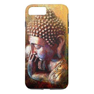 Resting golden Buddha iPhone 7 Plus Case