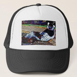 Resting Lemur Trucker Hat