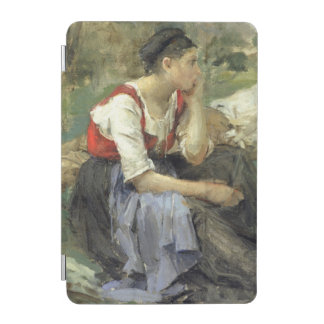 Resting Peasants, 1877 iPad Mini Cover