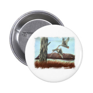 Resting Place 6 Cm Round Badge