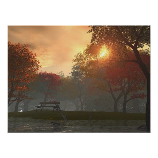 Resting Place Poster