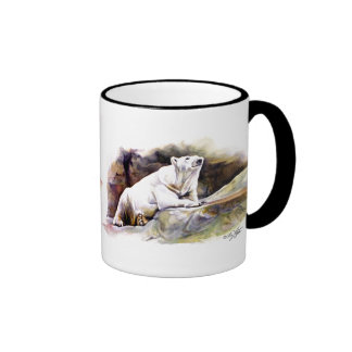 Resting Polar Bear Mug