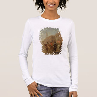 Restoration Procession of Charles II at Cheapside, Long Sleeve T-Shirt
