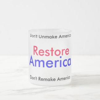 """""""Restore America"""" Mug"""