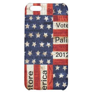 Restore America Palin 2012 IPhone 4 Case