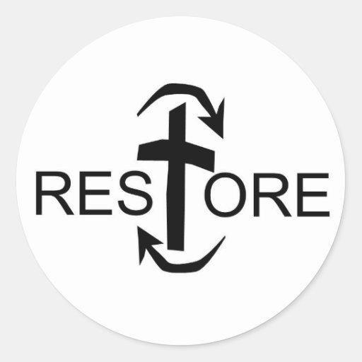 Restore Stickers