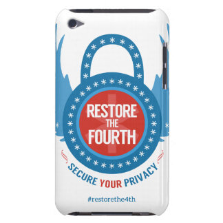 Restore The Fourth... iPod Case-Mate Case