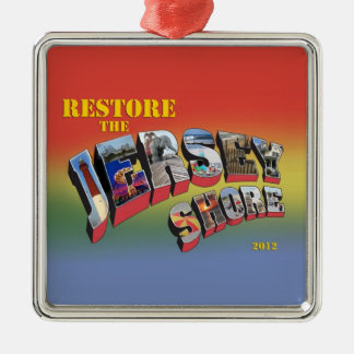 Restore the Jersey Shore ornament