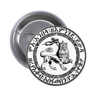 Restore the Solomonic Monarchy! 6 Cm Round Badge