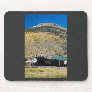 Restored Locomotive 315 in Silverton Mouse Mat