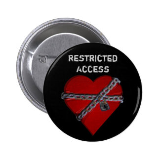 Restricted Access Heart Button