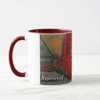 restricted mug