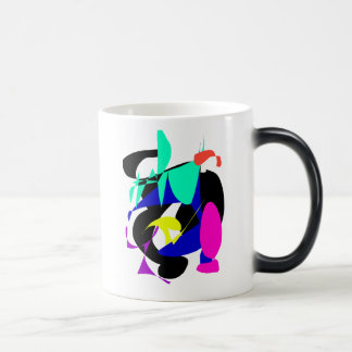 Restriction Is the Father of Happiness Morphing Mug