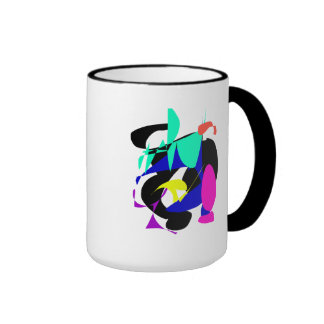 Restriction Is the Father of Happiness Ringer Mug