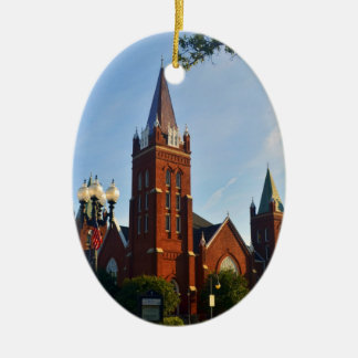 Resurrection Christmas Ornament